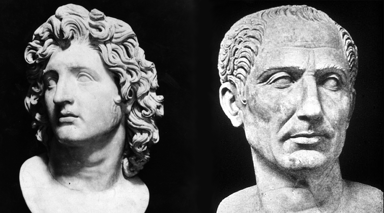 julius caesar and alexander the great essays Lee jek ann english 187 9 september 2014 comparison and contrast essay alexander the great vs julius caesar alexander the great and julius caesar were one of the.