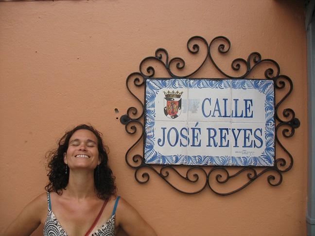Calle José Reyes