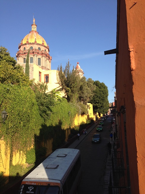 San Miguel de Allende. Photo by  André.