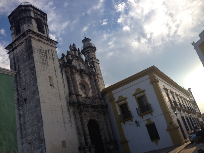 Campeche. Photo by  Andre.